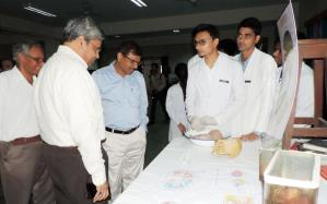 Department of Anatomy Exhibition date 10-11-2018
