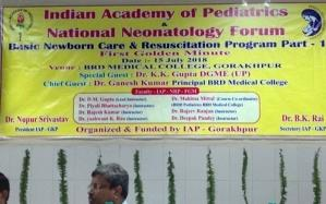 Dept. of Pediatrics B.R.D. Medical College Gorakhpur